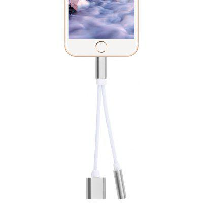 8 Pin to 3.5mm Interface Charging Converter Wire for iPhone