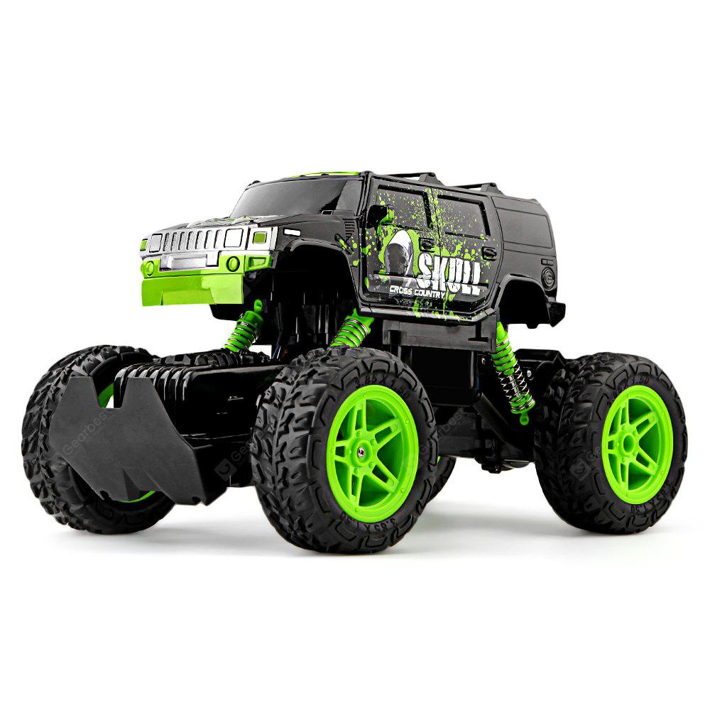 6007 - 2 1:12 Scale 2.4G 4WD RC Off-road Crawler Truck
