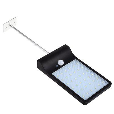 36 LEDs Solar Powered Motion Sensor Light