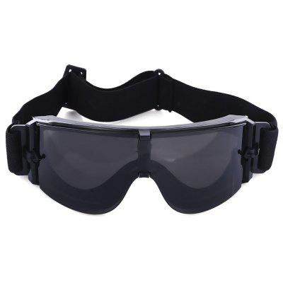 X800 Tactical Windproof Multifunctional Goggles