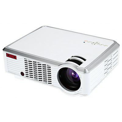LED - 33 Proyector LCD Media Player