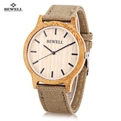 Bewell ZS - W134A Unisex Quartz Watch