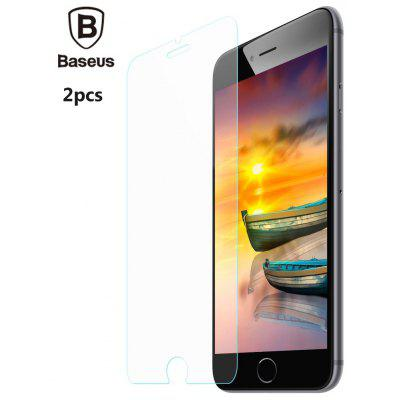 2pcs Baseus 9H 0.2mm Glass Film for iPhone 7 Plus 5.5 inch