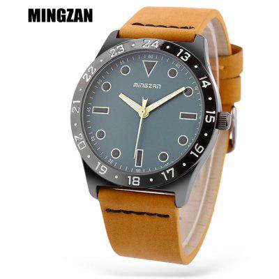 MINGZAN 6304 Men Quartz Watch