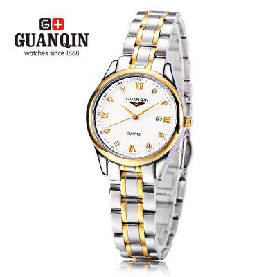 GUANQIN GQ80007 - 1A Women Quartz Watch