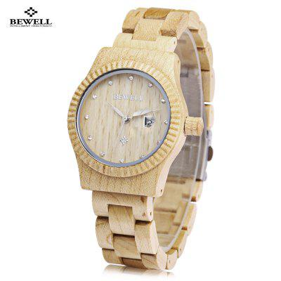 Bewell ZS - W064A Women Quartz Watch