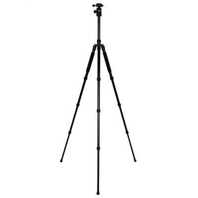 TRIOPO MT258 63 inch Tripod Monopod with 1/4 ScrewTripods<br>TRIOPO MT258 63 inch Tripod Monopod with 1/4 Screw<br><br>Package Contents: 1 x Tripod, 1 x English and Chinese User Manual, 2 x Hex Wrench, 2 x Bag, 1 x Screw, 1 x Central Column, 1 x String<br>Package Size(L x W x H): 52.00 x 12.50 x 12.50 cm / 20.47 x 4.92 x 4.92 inches<br>Package weight: 2.287 kg<br>Product weight: 1.600 kg