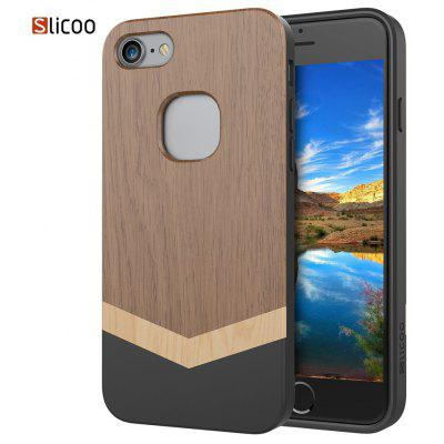 Slicoo SLCS067 Nature Series Wood Case for iPhone 7