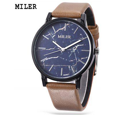 MILER A82921 Men Quartz Watch
