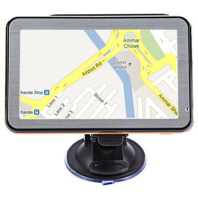 5 inch Vehicle Mounted GPS Navigation