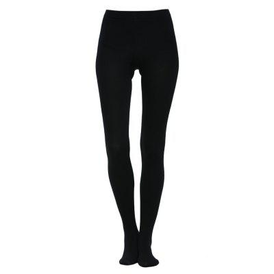 Pure Color Sheath Women Warm Bottom Pants