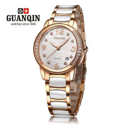 GUANQIN GS19015 Women Quartz Watch