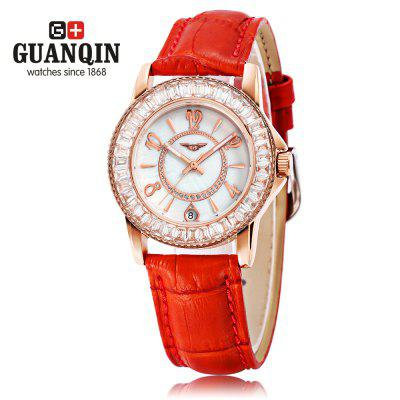 GUANQIN GS19028 Women Quartz Watch