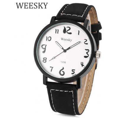 WEESKY 1206 Men Quartz Watch