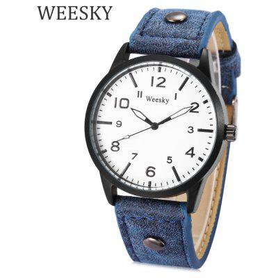 WEESKY 1203 Men Quartz Watch