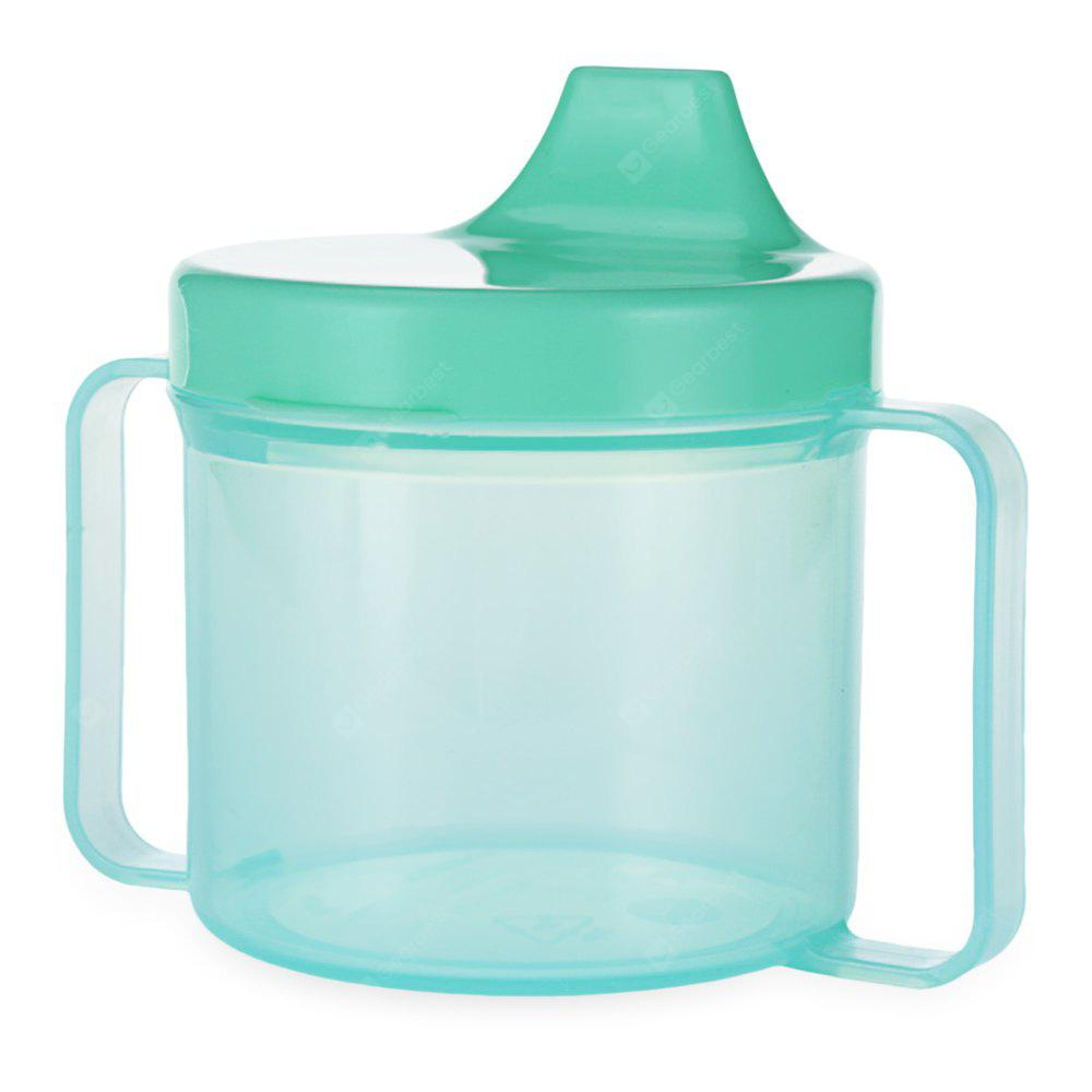 Babys Süßigkeiten Farbe PP Material Sippy Cup