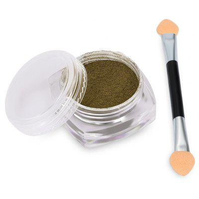 Magnetic Chameleon Symphony Mirror Nail Cat Eye Powder