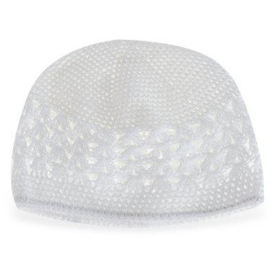 Warm Hollow Out Design Babies Knitted Hat