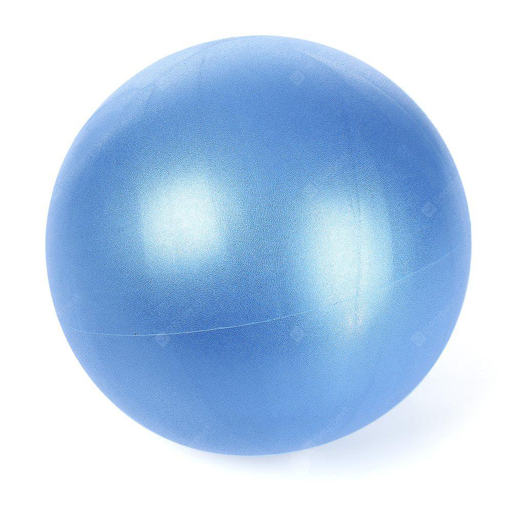 BLUE 25CM Explosion-proof Fitness Exercise Yoga Ball