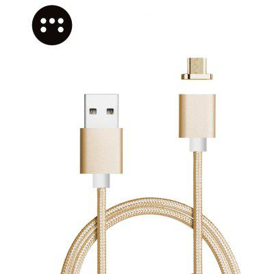 Moizen M2sr Magnetic Micro USB Adapter Data Charging Wire