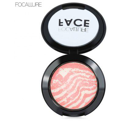 FOCALLURE Face Makeup Baked Palette Cheek Color Blusher