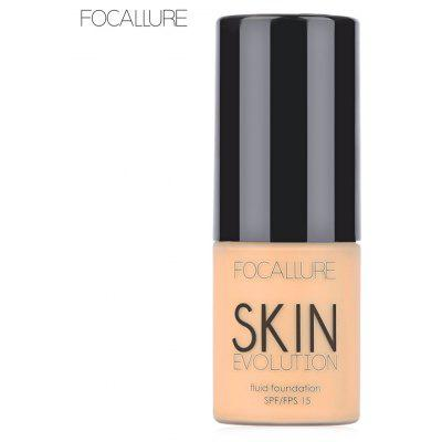FOCALLURE Whitening Moisturizer Oil-control BB Cream