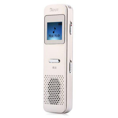BENJIE S6 1 inch Voice Recorder MP3 Music Player