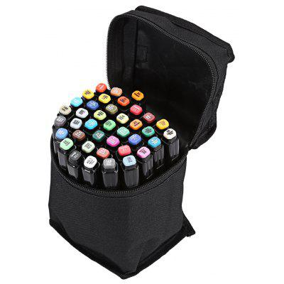 TouchFive Fashion Design Version 40 Colors Twin Tip Marker