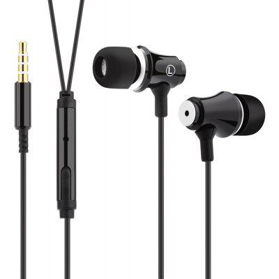 3.5MM Plug Super Bass Music Headphones Earphones