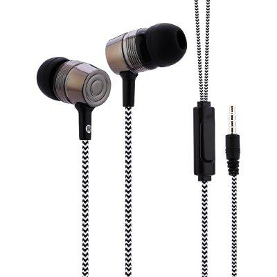 01 3.5MM Plug Music Stereo Earphones Headphones
