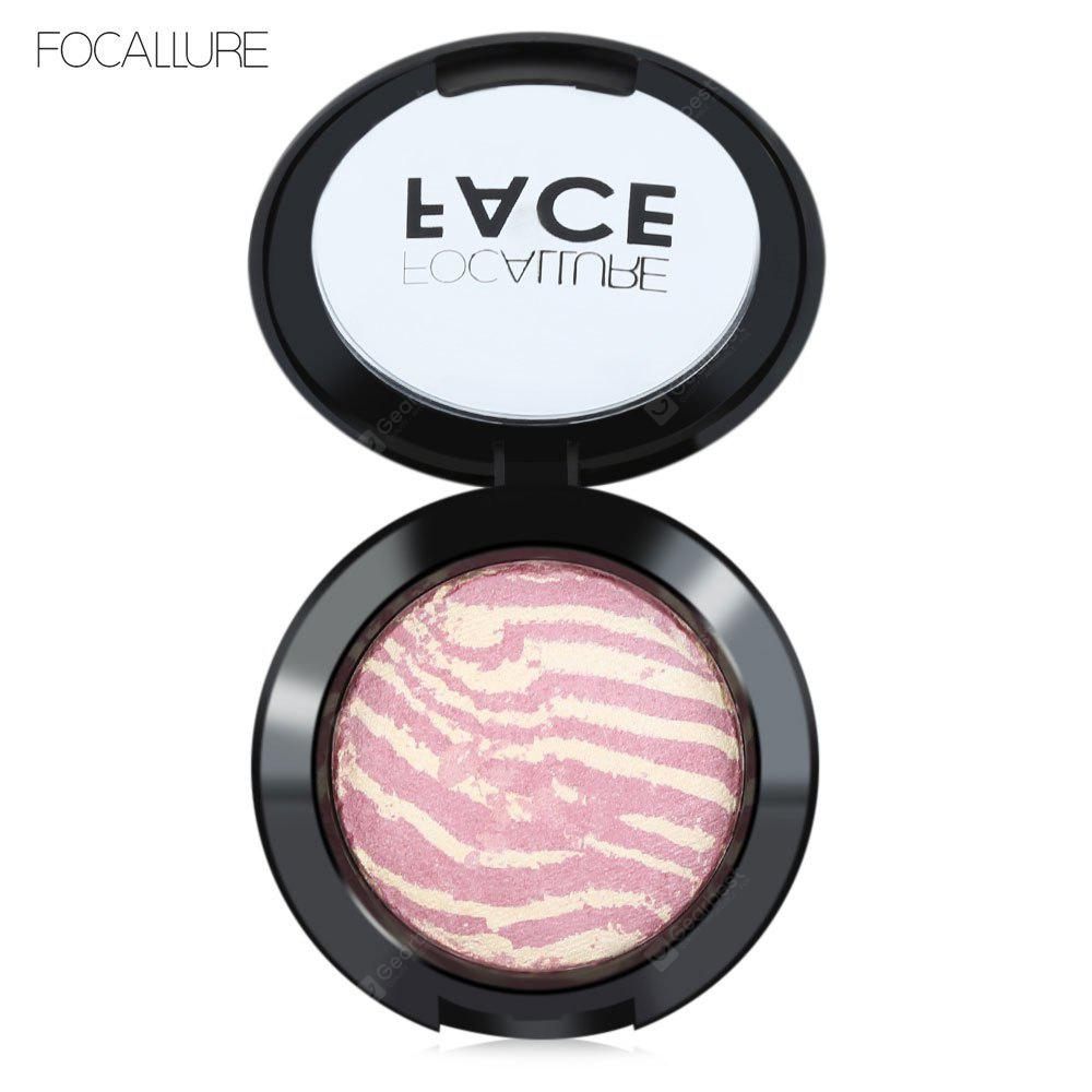 Focallure Face Makeup Baked Palette Cheek Color Blusher 260 Free Glitter And Glow Liquid Eyeshadow Shipping