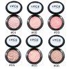 FOCALLURE Face Makeup Baked Palette Cheek Color Blusher - NUMERO 03