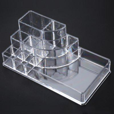Acrylic Cosmetic Organizer Makeup Case Holder Storage Box