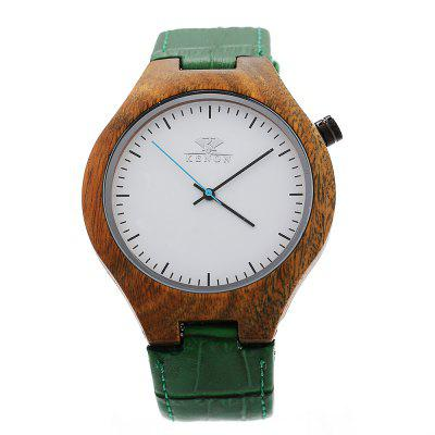 K KENON Japan Movt Quartz Male Watch