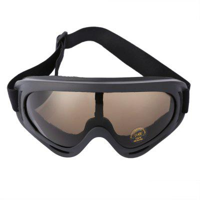 Unisex UV Protection Dustproof Snowboarding Glasses