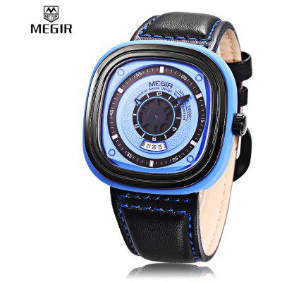 MEGIR ML2027 Male Quartz Watch