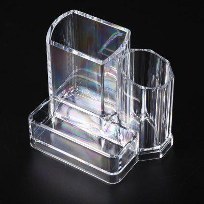 Acrylic Cosmetic Organizer Makeup Case Storage Box