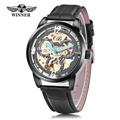 Winner 275 Men Auto Mechanical Watch