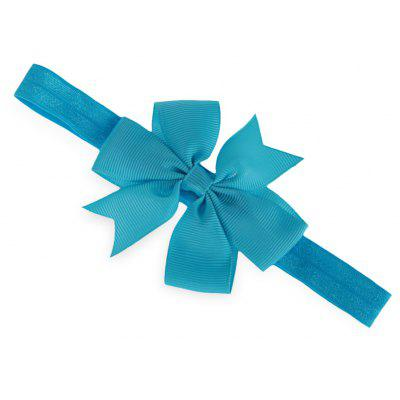 Bowknot Swallowtail Elastic Design Ladies Hair Band