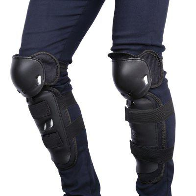 Pair of SALETU Motorcycle Riding Knee Protector