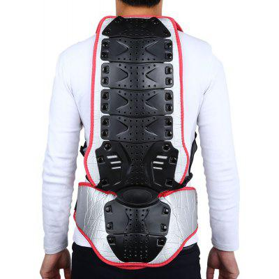 SALETU Motorcycle Riding Protective Backpiece
