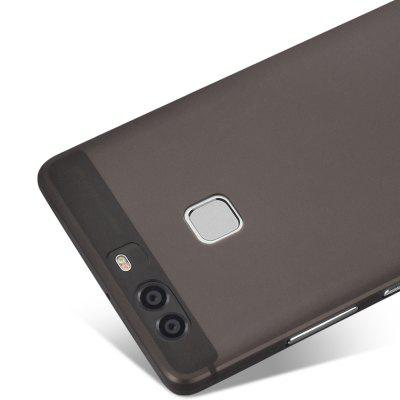 CAFELE Frosted Back Cover for HUAWEI P9 5.2 inchCases &amp; Leather<br>CAFELE Frosted Back Cover for HUAWEI P9 5.2 inch<br><br>Function: Anti-knock, Dirt-resistant<br>Package Contents: 1 x Case<br>Package Size(L x W x H): 15.00 x 10.00 x 5.00 cm / 5.91 x 3.94 x 1.97 inches<br>Package weight: 0.1000 kg<br>Product weight: 0.0750 kg<br>Type: Case