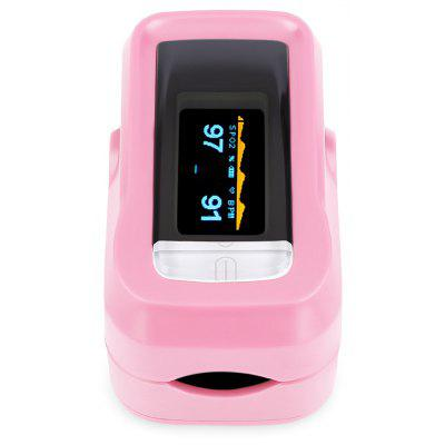 OLED Display Family Digital Fingertip Pulse Oximeter