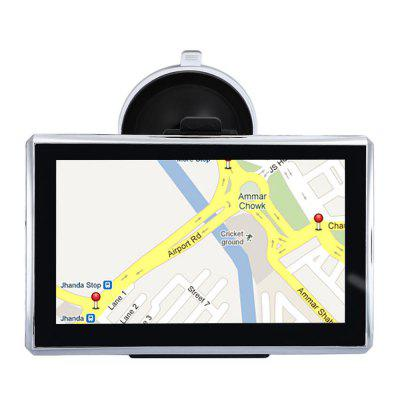 A2 5 inch Vehicle GPS Navigation