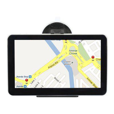 A2 7 inch Vehicle GPS Navigation
