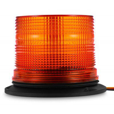 TIROL 12V - 24V LED Strobe Car Warning Light