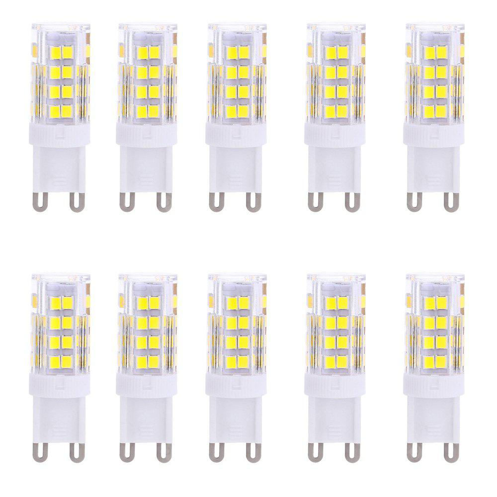 Lightme 10pcs G9 Ac 110v 3w Smd 2835 Led Bulb Light 2339 Simple Rgb Candle Circuit With The Use Of Pic12f675 Copyright 2014 2019 All Rights Reserved