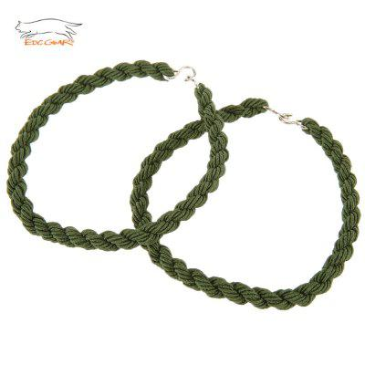 EDCGEAR 2pcs Army Leggings Rope Trouser Leg Elastic Strap