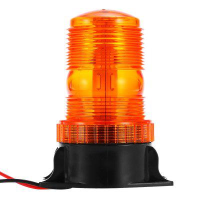 TIROL 12V - 110V Single Flash LED Warning Light