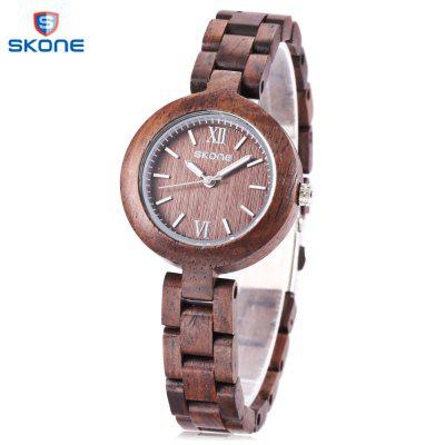 SKONE 7400 Women Quartz Watch
